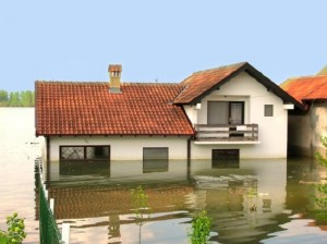 sever flooding home 300x224 The Advantages Of Hiring A Professional Water Damage Cleanup Business